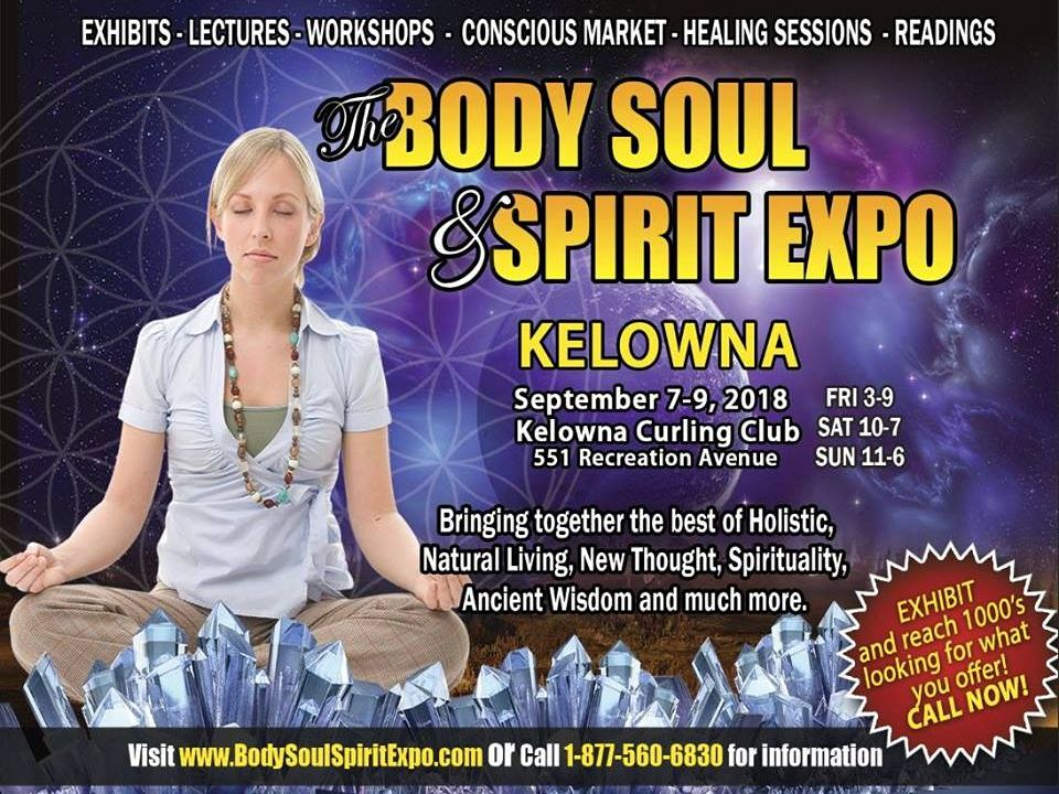 Kelowna Body Soul & Spirit Expo